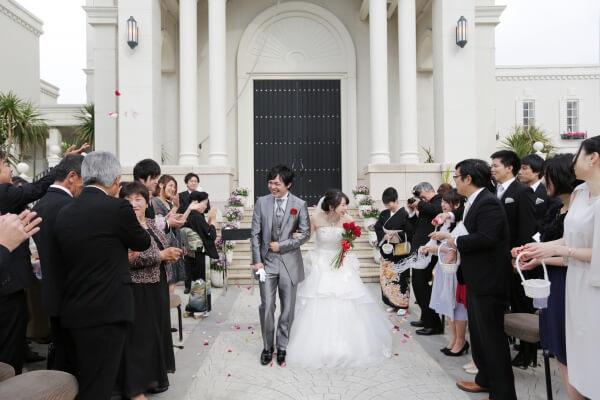 新潟市結婚式場 ブレストン 人前式 ダーズンローズセレモニー バラ ブーケブートニア ブーケプルズ バスケットボール
