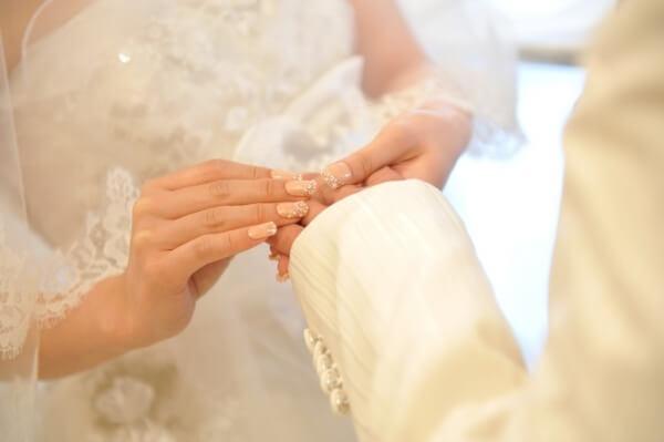 新潟市結婚式場 ブレストン ネイル 美容 結婚式前の美容法