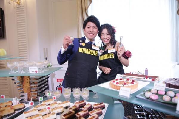 新潟市結婚式場 ブレストン りんご リンゴ 林檎 りんごビュッフェ ライブ 音楽 フェス