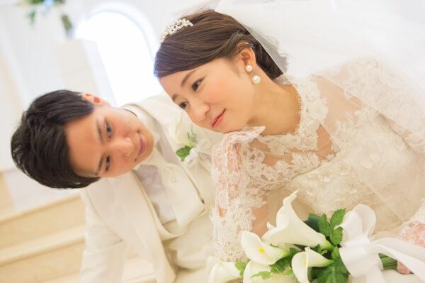 新潟市結婚式場 ブレストン 前撮り チャペル ファーストバイト ネイル ヘア