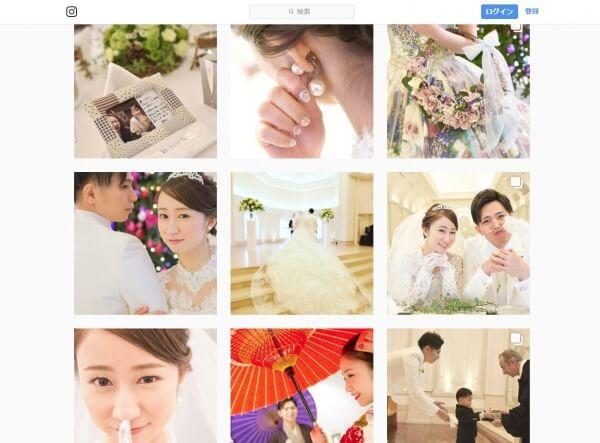 新潟市結婚式場 ブレストン インスタグラム Instagram instagram ウェディングコーディネート ウェディングブーケ