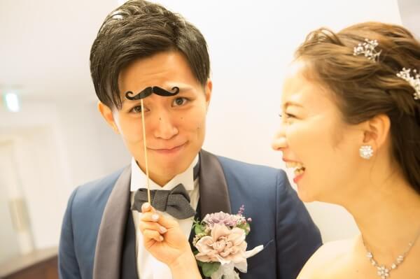 新潟市結婚式場 ブレストン おもてなし おもてなしウェディング プロップス 感謝の伝え方