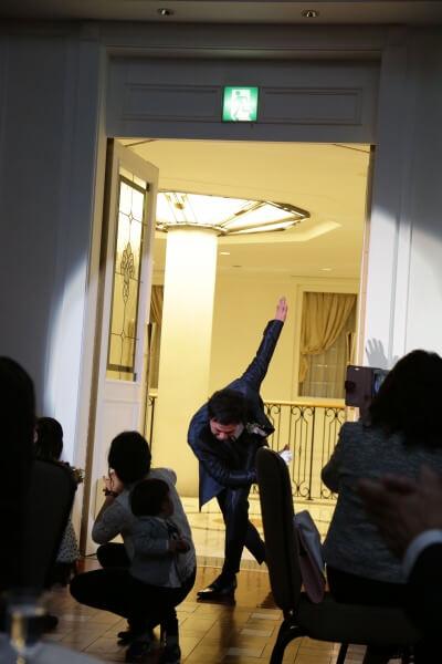 新潟市結婚式場 ブレストン チョコレートケーキ ドリップケーキ テラス テラス入場 お色直し入場 ダンス グレイテスト 打上花火  トリコダンス