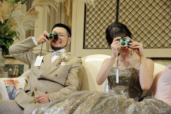 Natural&AtHome*Wedding 【高砂ソファ】