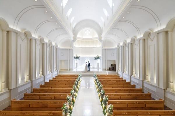 新潟市結婚式場 ブレストン チャペル