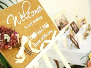 木のぬくもり❤ウッド素材であたたかなNatural Wedding*