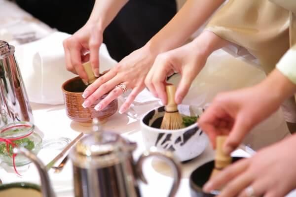 新潟市結婚式場 お茶 おもてなし 茶道 日本 文化