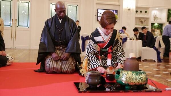 古き良き日本の文化を取り入れて❤家族を結ぶセレモニー