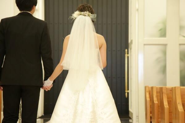 結婚式の真ん中にあるもの