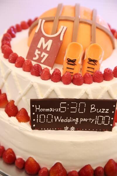 新潟市結婚式場 ブレストン ハワイ プロポーズ ハネムーン リゾート トロピカル ウェルカムドリンク ウェディングケーキ ブーケ フラワーコーディネート