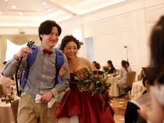 アースカラーで❤オトナNatural Wedding* 【Wedding Party.2】