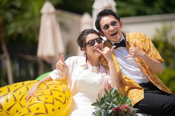 ゲストを楽園へご招待❤ALOHA Wedding 【Part.2】