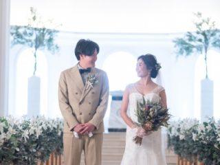 アースカラーで❤オトナNatural Wedding* 【Wedding Photo】
