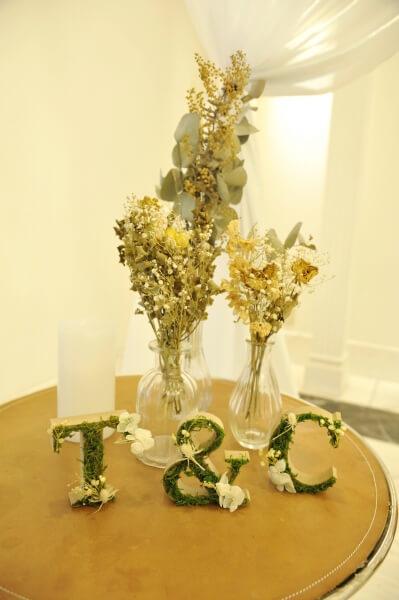新潟市結婚式場 ブレストン 写真 ウェルカムスペース フォトブース コーディネート ラブストーリー 十日町 ロケーションフォト