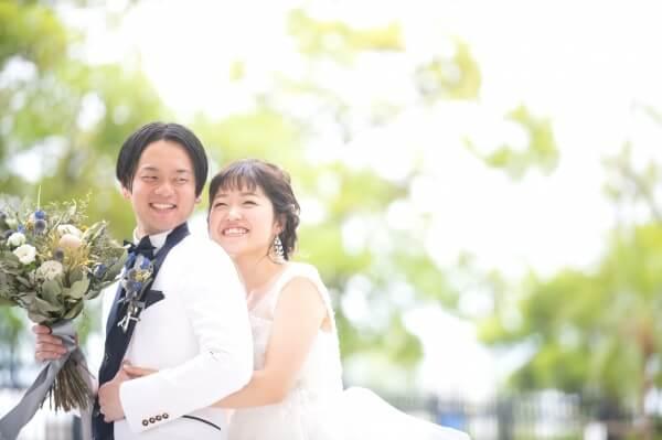 新潟市結婚式場 ブレストン ナチュラル ラスティック ウェディング カジュアル 自然 グリーン 素朴 アットホーム バルーンリリース チャペル式