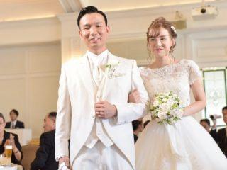 2人の仲よし感伝わる❤At Home Wedding!!【Wedding Party.1】