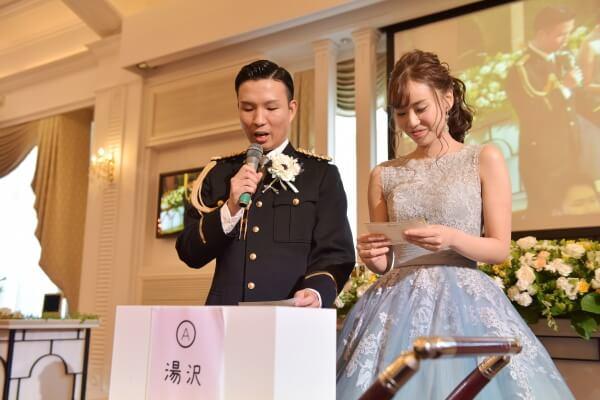 新潟市結婚式場 ブレストン バルーンリリース クイズ 旅行 チャペル式 演出 ゲーム 旅行 パーティ 記念日