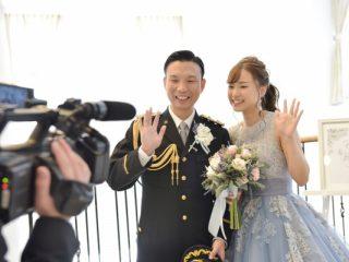 2人の仲よし感伝わる❤At Home Wedding!!【Wedding Party.2】