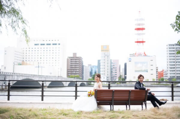 Summer! Sunflower! Smile! Shot! 笑顔はじけるひまわりウェディング❤ 【Wedding Party】