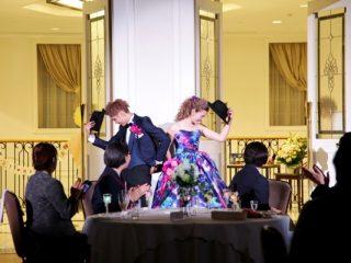 お二人がキラキラ輝く演出いっぱい❤ティファニーブルーウェディング【Wedding Party】