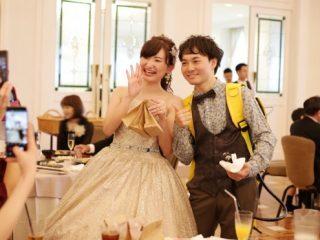 ニュアンスカラー×おしゃれフォント❤で大人可愛いウェディング❤ 【Wedding Party.2】