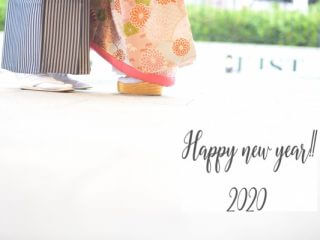Happy New Year!!2020❤