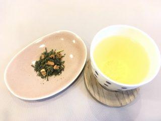 【1月限定♪】りんごが香る❤華やかな緑茶