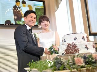 *Natural Green Wedding*【Wedding Party … Part.1】
