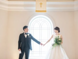 *Natural Green Wedding*【Chapel Ceremony】