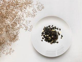 体の芯からほっとあたたまる❤あまなつ香る烏龍茶