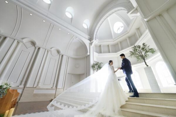 新潟市結婚式場 ブレストン ブライダルフェア チャペル プレゼント 来館特典 クオカード 試食 無料
