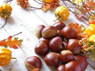 今だけ❤ほっくり秋の味❤マロンのカクテルがゲストから大人気♪